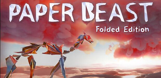 Paper Beast - Folded Edition - Cover / Packshot