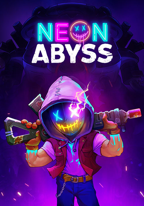 Neon Abyss - Cover / Packshot