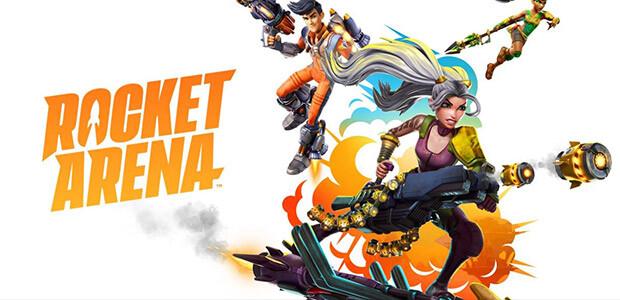 Rocket Arena - Cover / Packshot