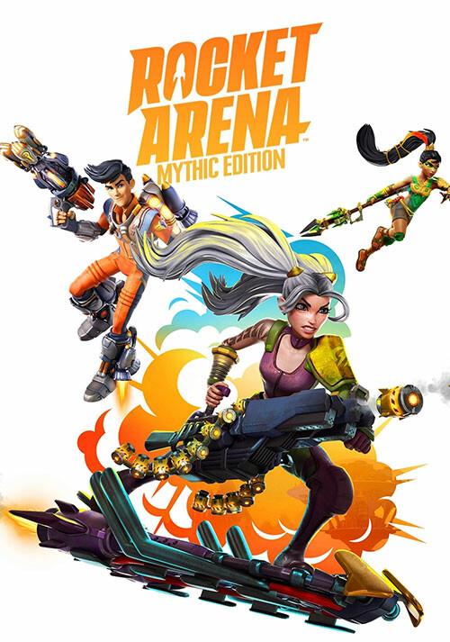 Rocket Arena Mythic Edition - Cover / Packshot