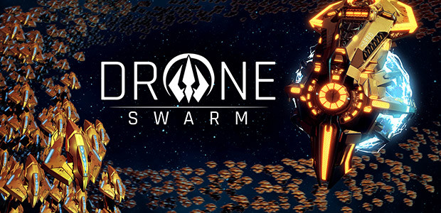 Drone Swarm - Cover / Packshot
