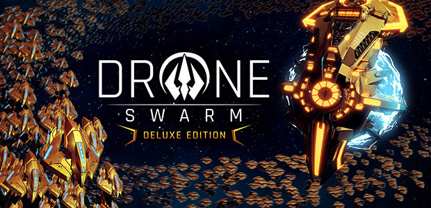 Drone Swarm Deluxe Edition - Cover / Packshot