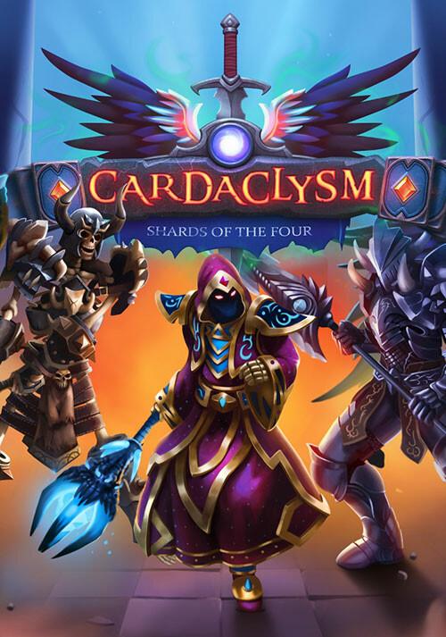 Cardaclysm - Cover / Packshot