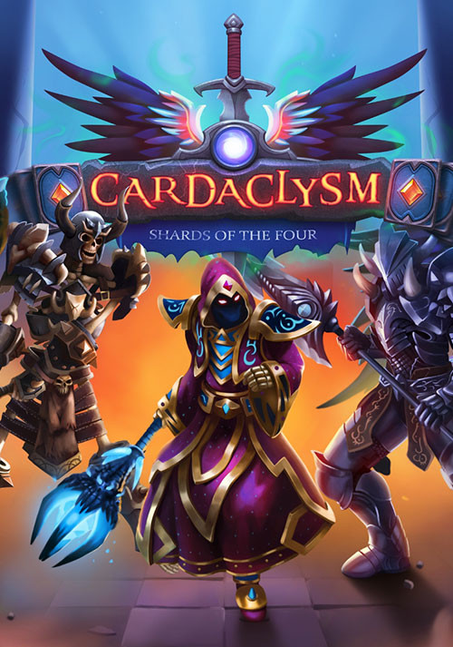 Cardaclysm - Cover / Packshot