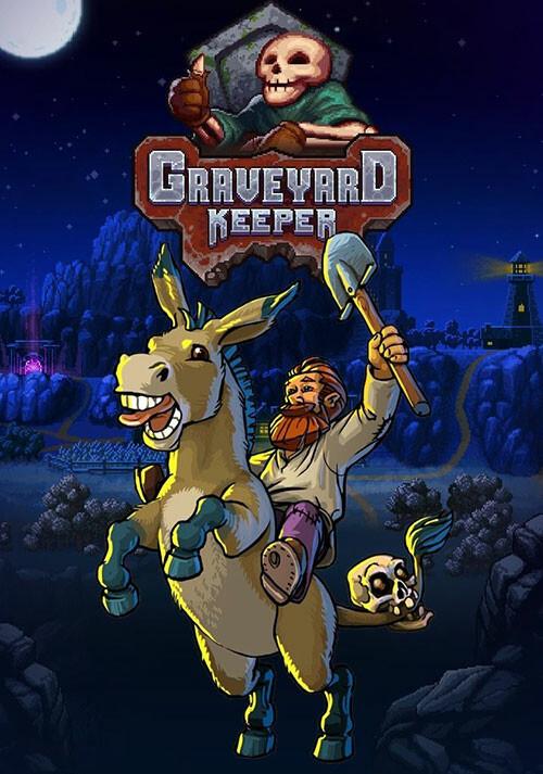 Graveyard Keeper - Cover / Packshot