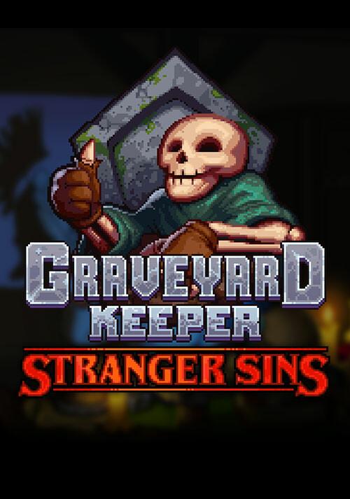Graveyard Keeper - Stranger Sins - Cover / Packshot