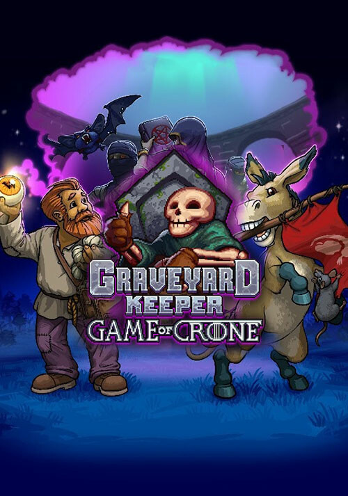 Graveyard Keeper - Game Of Crone - Cover / Packshot