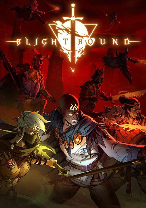 Blightbound - Cover / Packshot