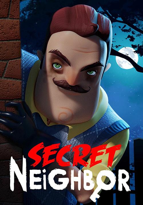 Secret Neighbor - Cover / Packshot