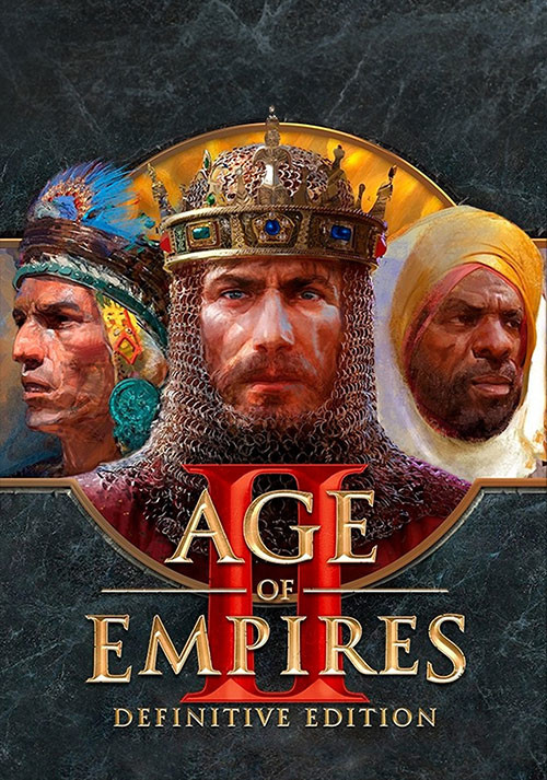 Age of Empires II: Definitive Edition - Cover / Packshot