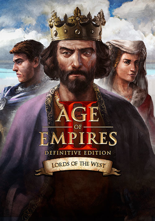 Age of Empires II: Definitive Edition - Lords of the West - Cover / Packshot