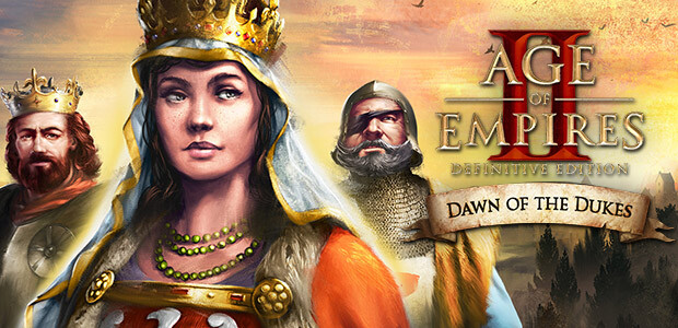 Age of Empires II: Definitive Edition - Dawn of the Dukes - Cover / Packshot