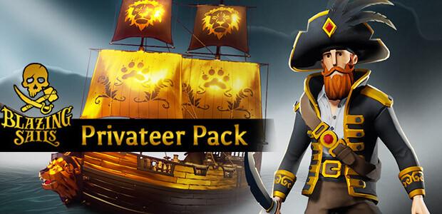 Blazing Sails - Privateer Pack - Cover / Packshot