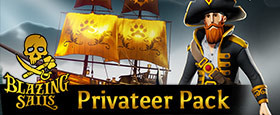 Blazing Sails - Privateer Pack