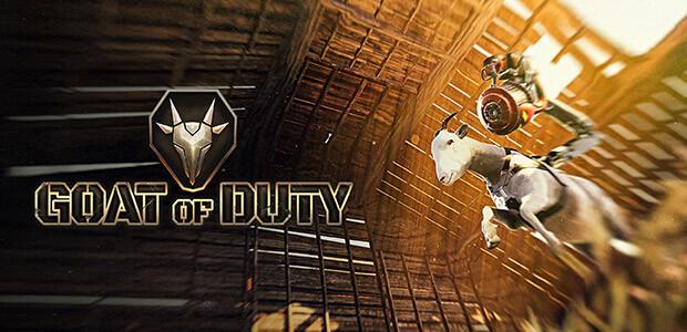 GOAT OF DUTY - Cover / Packshot