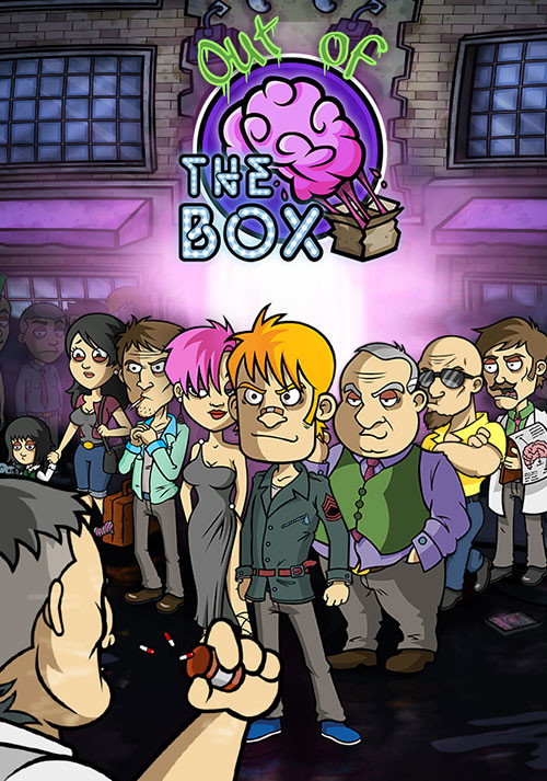 Out of the Box - Cover / Packshot