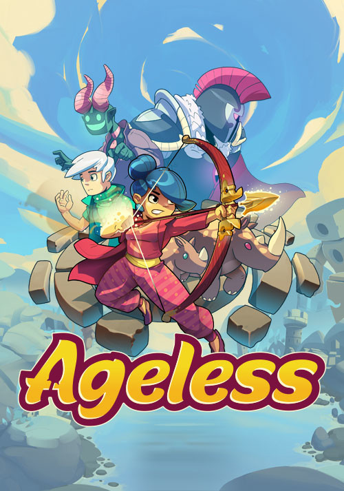 Ageless - Cover / Packshot