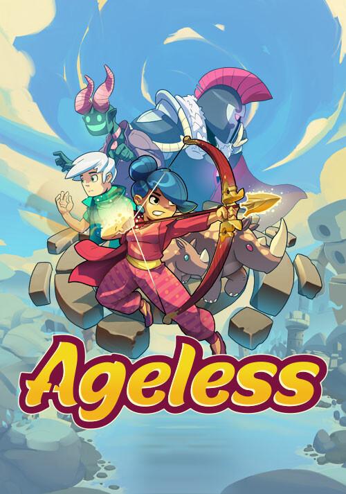 Ageless - Cover / Packshot