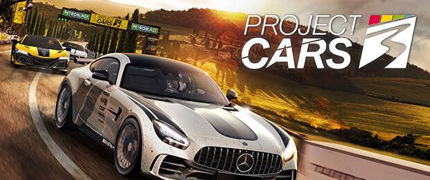 Abgefahren: So sieht Project CARS 3 mit 4K-Auflösung aus