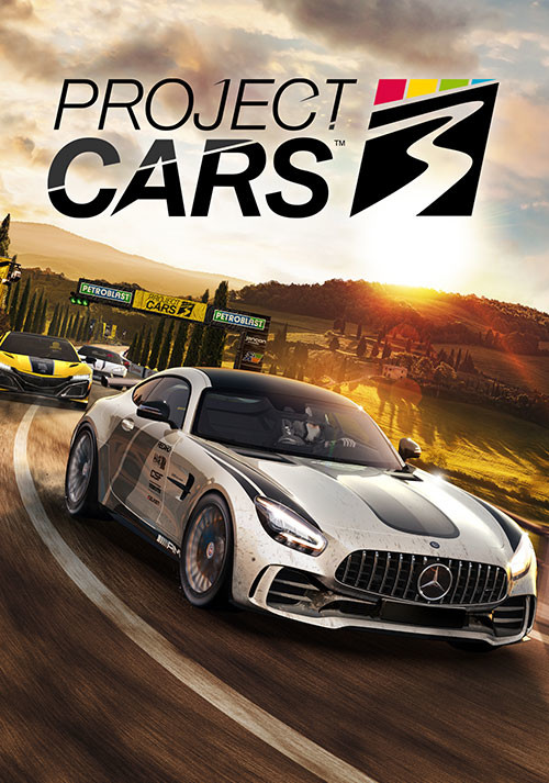 Project CARS 3 - Cover / Packshot