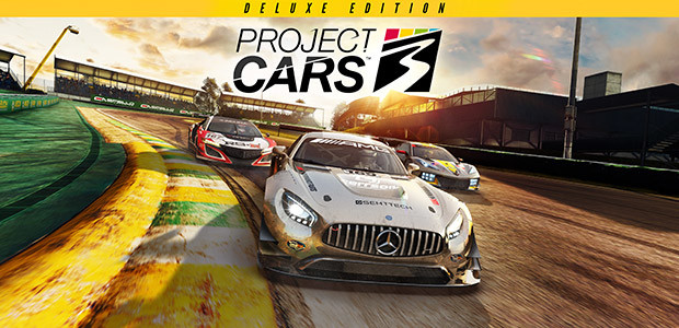 Project CARS 3 - Deluxe Edition - Cover / Packshot