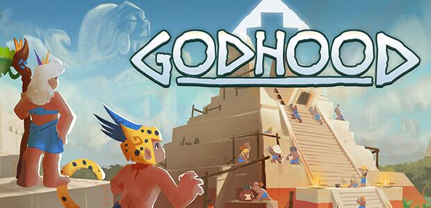 Godhood - Cover / Packshot