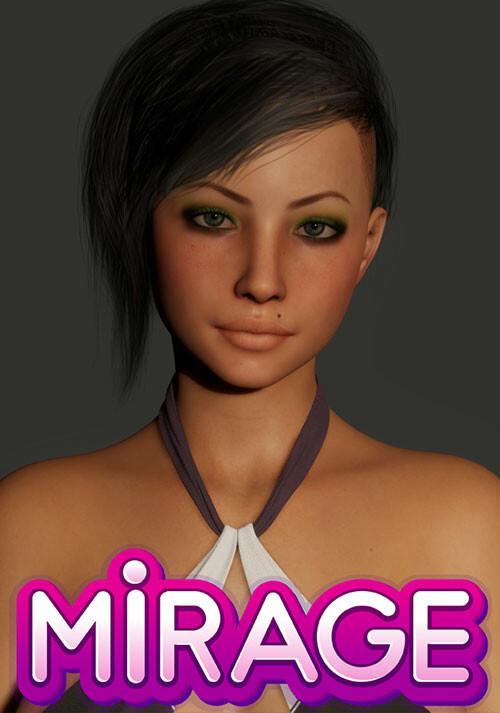 Mirage - Cover / Packshot
