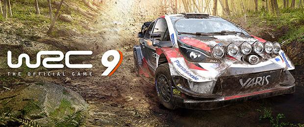 Rally-Sim WRC 9 startet heute durch: Launch-Trailer gibt Startsignal