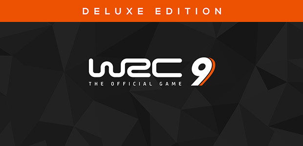WRC 9 FIA World Rally Championship - Deluxe Edition - Cover / Packshot