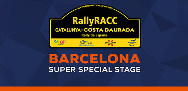 WRC 9 - Barcelona SSS - Cover / Packshot