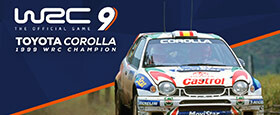 WRC 9 - Toyota Corolla
