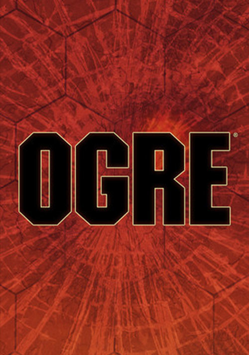 Ogre - Cover / Packshot