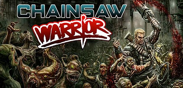 Chainsaw Warrior - Cover / Packshot
