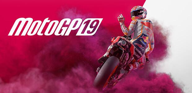 MotoGP™19 - Cover / Packshot