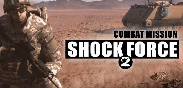 Combat Mission Shock Force 2 - Cover / Packshot
