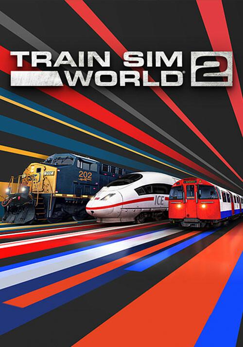 Train Sim World 2 - Cover / Packshot