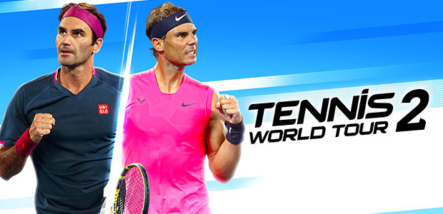 Tennis World Tour 2 - Cover / Packshot