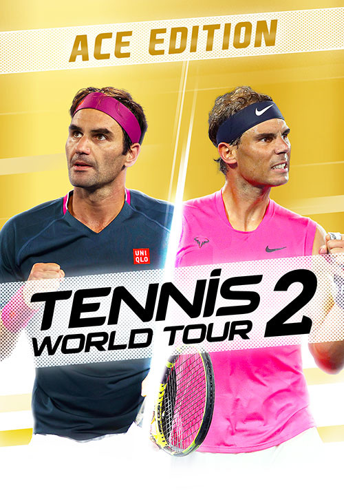 Tennis World Tour 2 Ace Edition - Cover / Packshot