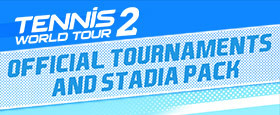 Tennis World Tour 2 Official Tournaments and Stadia Pack