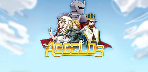 Aggelos - Cover / Packshot