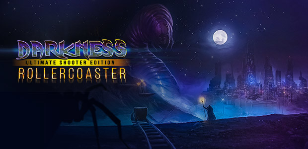 Darkness Rollercoaster - Ultimate Shooter Edition