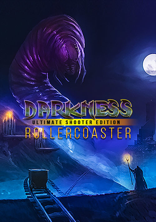 Darkness Rollercoaster - Ultimate Shooter Edition - Cover / Packshot