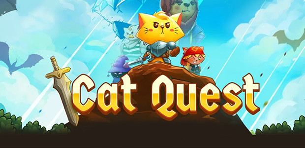 Cat Quest - Cover / Packshot