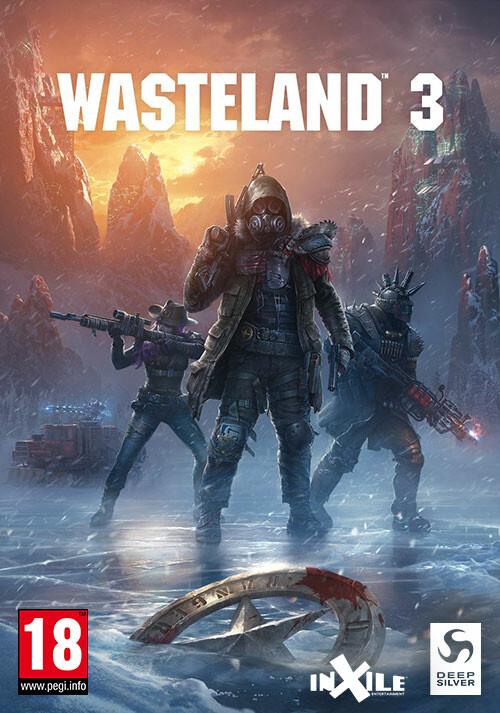 Wasteland 3 - Cover / Packshot