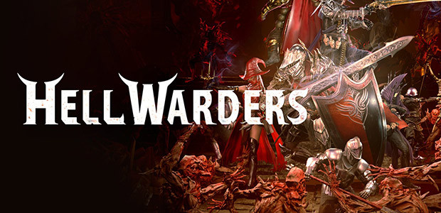 Hell Warders - Cover / Packshot