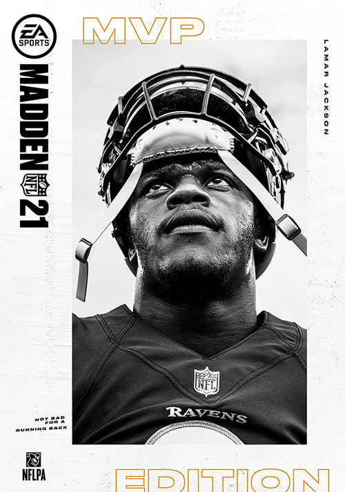 Madden NFL 21: MVP Edition - Cover / Packshot