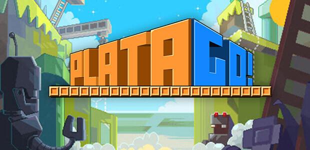 PlataGO! Super Platform Game Maker - Cover / Packshot