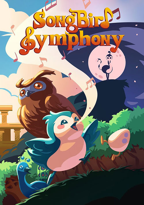Songbird Symphony - Cover / Packshot