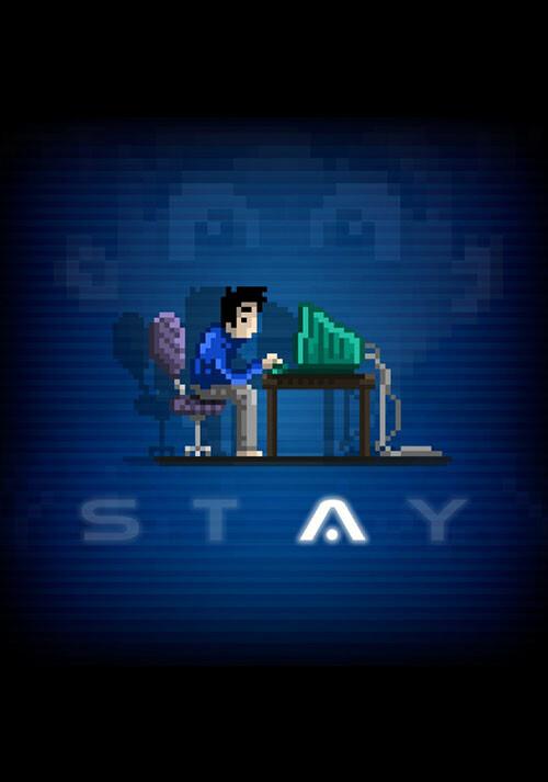 STAY - Cover / Packshot