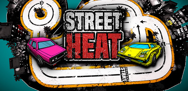 Street Heat - Cover / Packshot